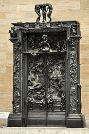 Rodin's 'Gates of Hell'
